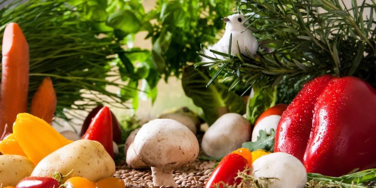 Knackfrisches Gemüse